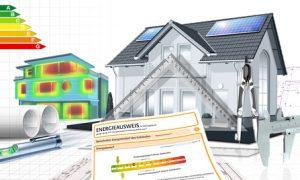 Hausplanung Energiesparhaus, Architekturbüro